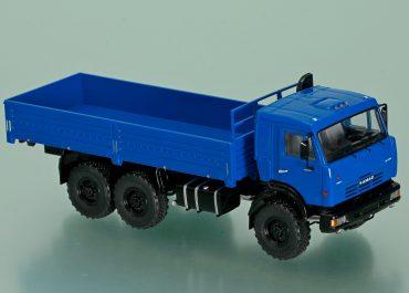 КамАЗ-43118 6х6 вседорожный бортовой грузовик