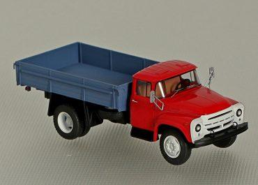 ЗиЛ-138 бортовой грузовик для работы на сжиженном газе