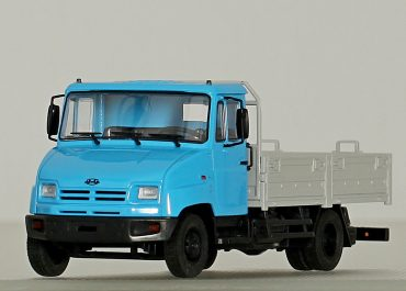 ЗиЛ 5301АО «Бычок» малотоннажный бортовой автомобиль