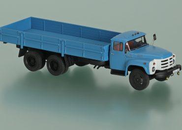ЗиЛ-133ГЯ бортовой грузовик