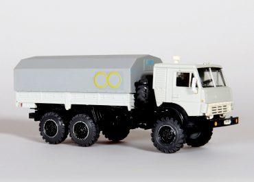 КамАЗ-43101 6х6 бортовой автомобиль