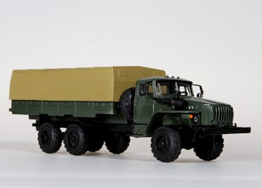 Урал-4320-0911-30 6х6 бортовой автомобиль многоцелевого назначения