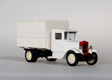ЗиС-5 бортовой грузовик