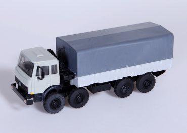 Урал-5323-21 8х8/4 бортовой автомобиль повышенной проходимости