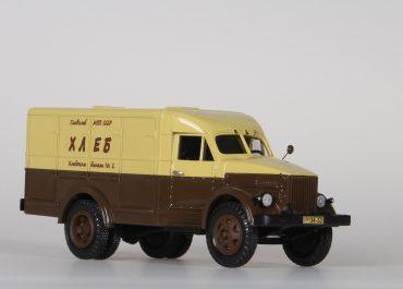 Автофургон для перевозки хлебопродуктов на шасси ГАЗ-51