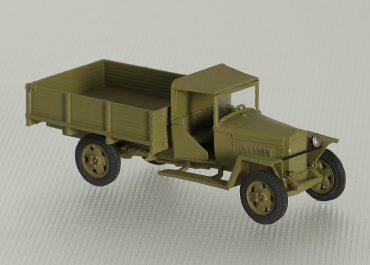 ГАЗ-ММ упрощённый бортовой грузовик