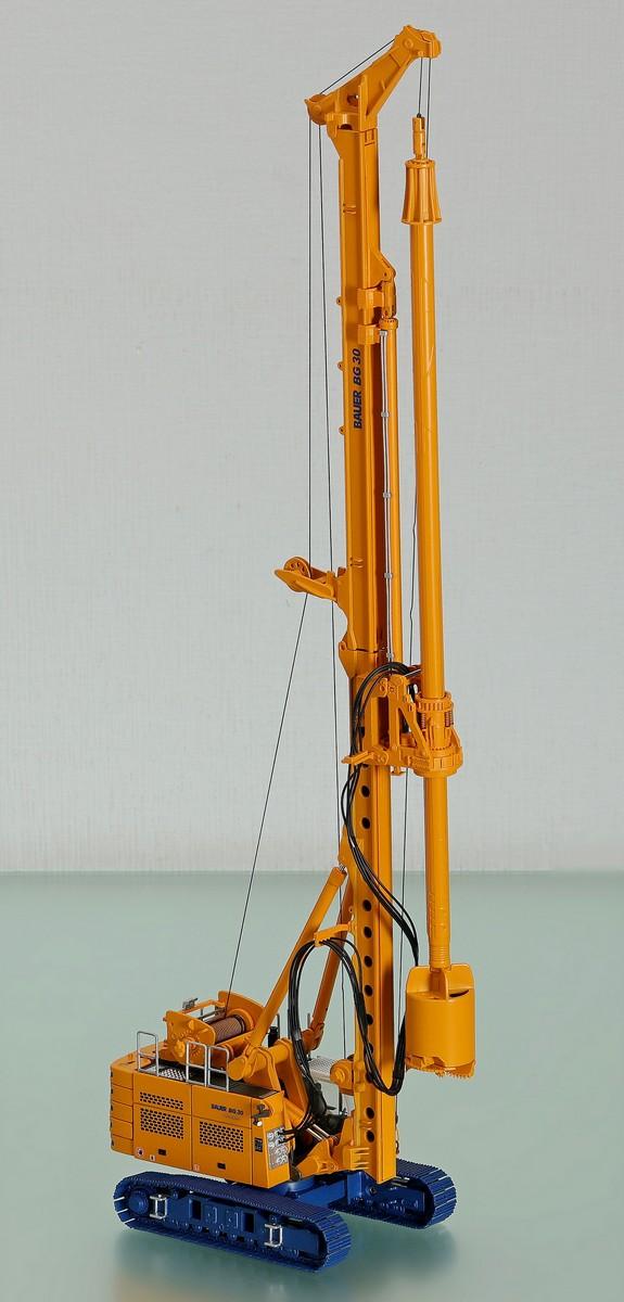 Bauer BG 30 ValueLine rotary drilling rig