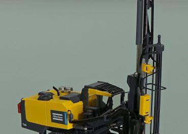 Atlas Copco Smart ROC T45 Surface drill rigs