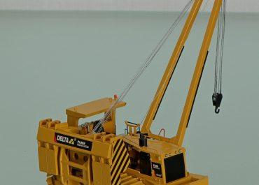 Delta PL95H hydrostatic pipelayer