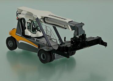 Liebherr LRS 545 Toplift Reachstacker