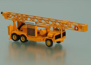Ingersoll Rand IR T-4W Drillmaster rotary drill rig