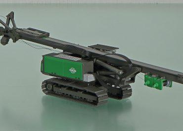 Delmag RH18/200 drill Rig
