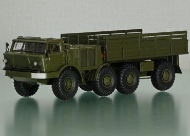 БАЗ-135, ЗиЛ-135Л4 8х8.2 многоцелевой автомобиль повышенной проходимости
