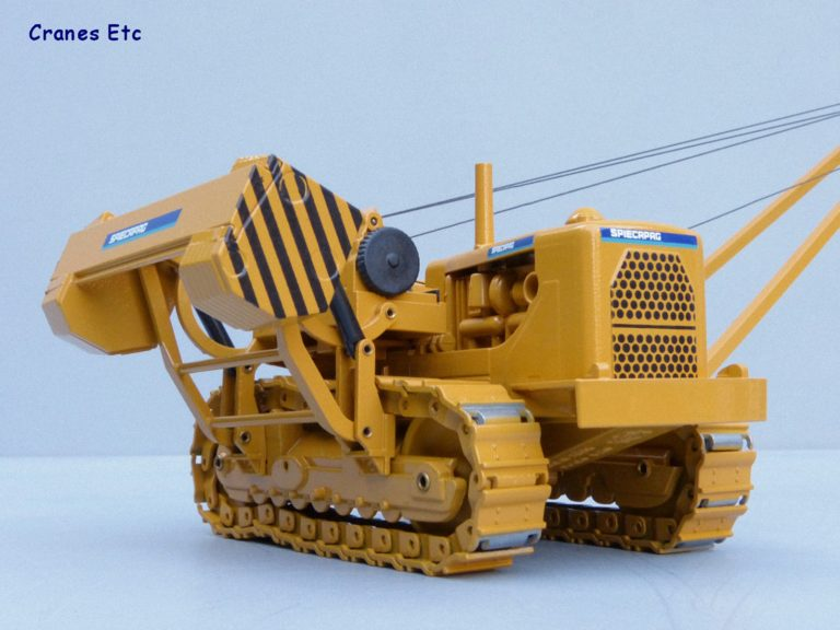 Caterpillar 583С/Н/K «Spiecapag» crawler pipelayer