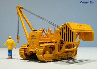 Caterpillar № 572 Series C crawler pipelayer