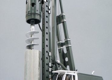 Accessory Set. Equipment package for piling- drilling rig Liebherr LRB 255