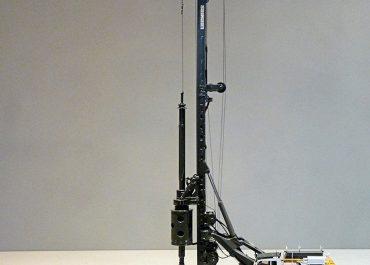 Liebherr LB 28 rotary drilling rig