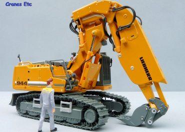 Liebherr R944C Litronic Tunnel Hydraulic Excavator