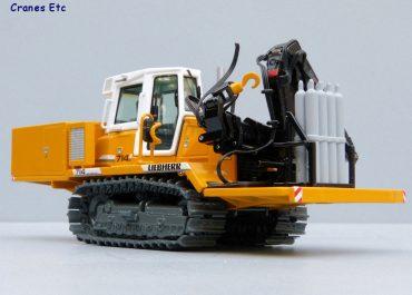 Liebherr SR 714 LGP crawler Welding Tractor