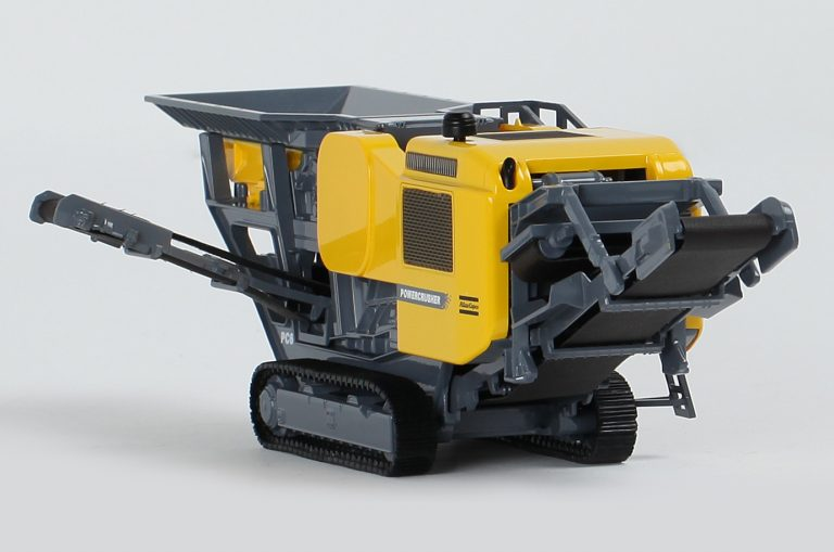 Atlas Copco Powercrusher PC 6 crawler jaw Crushing plant