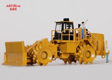 Caterpillar 836H Landfill Compactor