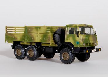 КамАЗ-4310/43101 6х6 армейский бортовой автомобиль