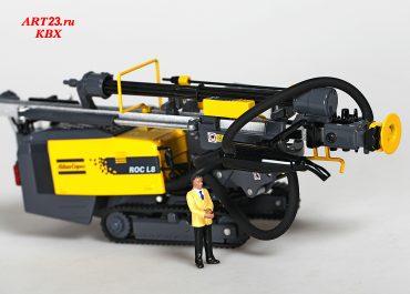 Atlas Copco ROC L8 Surface drill rigs