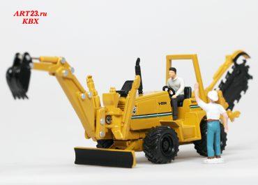 Vermeer V-8550 Wheel trenchers