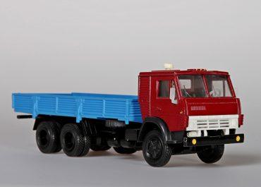 КамАЗ-53212 бортовой автомобиль