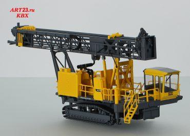 Atlas Copco Pit Viper PV-275 career crawler drilling rig
