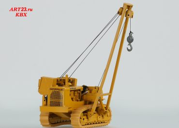 Caterpillar 594 crawler pipelayer