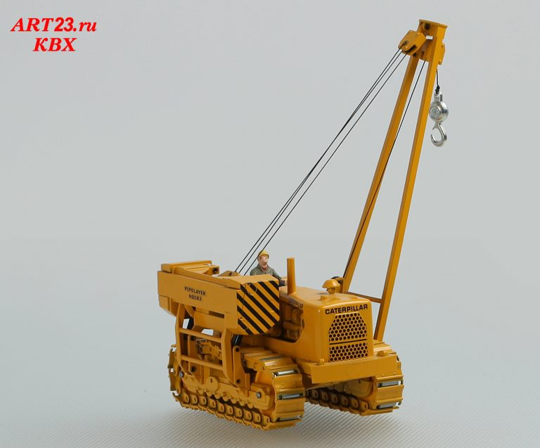 Caterpillar 583С/Н/K crawler pipelayer