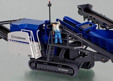 Kleemann Mobicone MCO 9 EVO crawler Crusher
