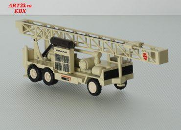 Ingersoll Rand IR T4W Drillmaster rotary drill rig