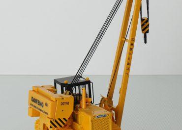 Taian DaiFeng DGY90 crawler pipelayer