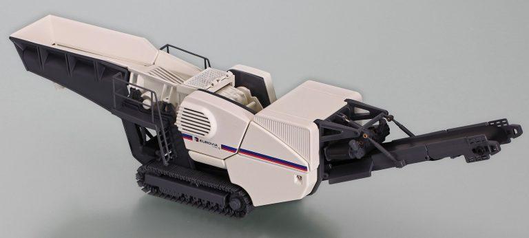 Kleemann MobiCat MC110Z EVO «Eurovia» Track-mounted jaw crusher
