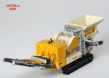 Rimac Moby 1060 Crushing plant