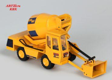 Carmix 3.5 Turbo self-loading concrete mixer