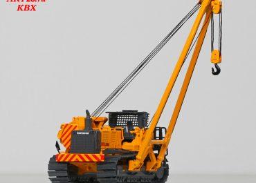 Superior Scaip SPX960 crawler pipelayer