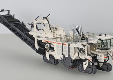 Wirtgen 4200 SM Surfase Miner a massive machine used for selective mining of coal, iron ore or soft rock