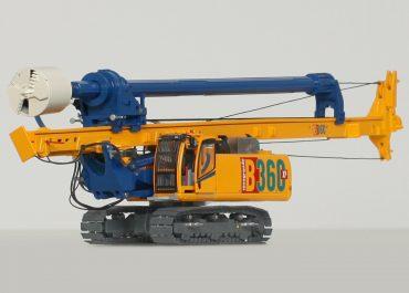Casagrande B360 XP crawler rotary Piling Rig