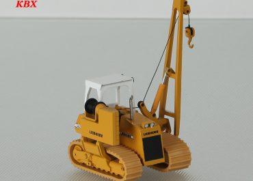 Liebherr RL 422 Litronic crawler pipelayer