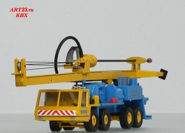 Wirth B3S rotary drill rig