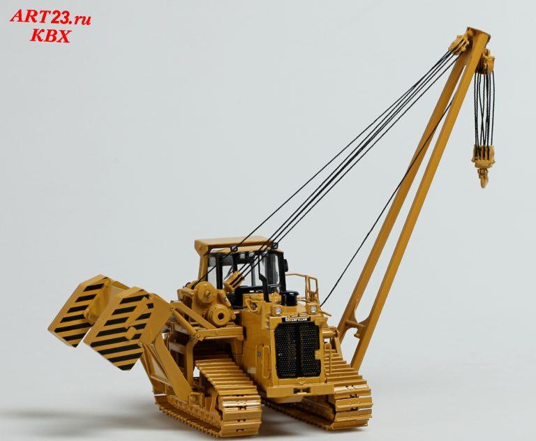 Caterpillar PL87 crawler pipelayer