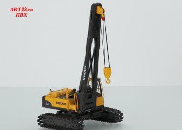Volvo PL 4611 crawler pipelayer