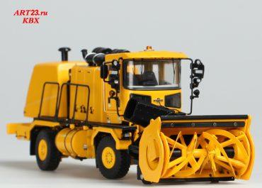 Oshkosh H-Series HB2718B snow plow