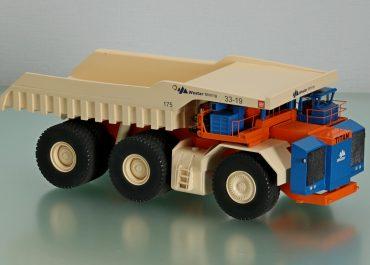 Terex Titan 33-19 «Westar Mining» Mining off-road Truck