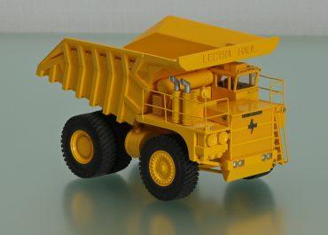 Unit Rig M-100 series Lectra Haul off-road coal Mining Truck