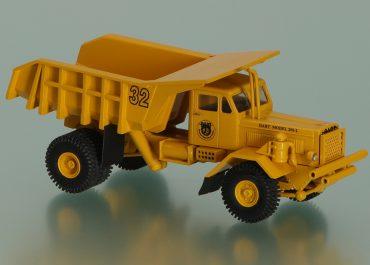 Dart 30S-L off-road Mining Truck