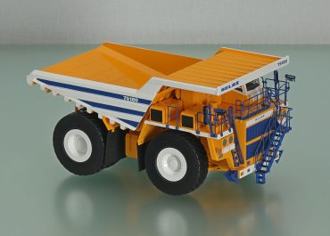 BelAZ-75180 off-road Mining Truck
